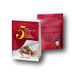 5 Ways to Spice Up Sex in Your Marriage – eBook