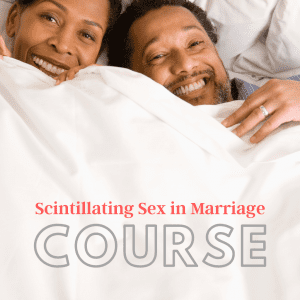 Scintillating Sex in Marriage Course